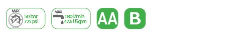 Accessories agricultural pumps Comet | ALFA 2