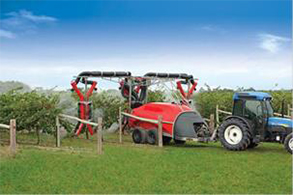 Orchard Sprayer Application Comet