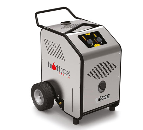 hot box 500 water cleaners Comet