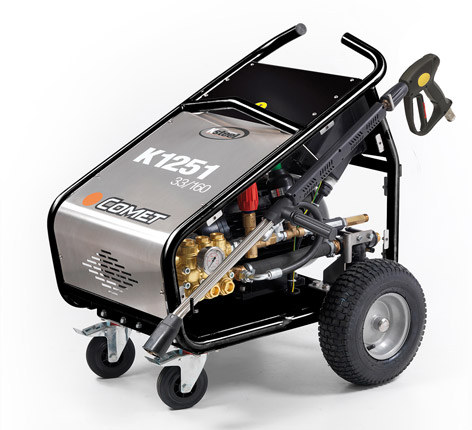 k 1251 ts water cleaners Comet