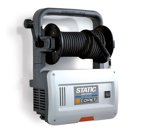 static water cleaners Comet