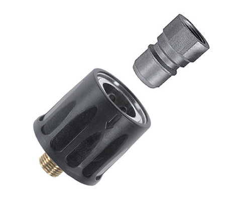 AR36 BALL-TYPE QUICK COUPLING Comet Cleaning Accessories