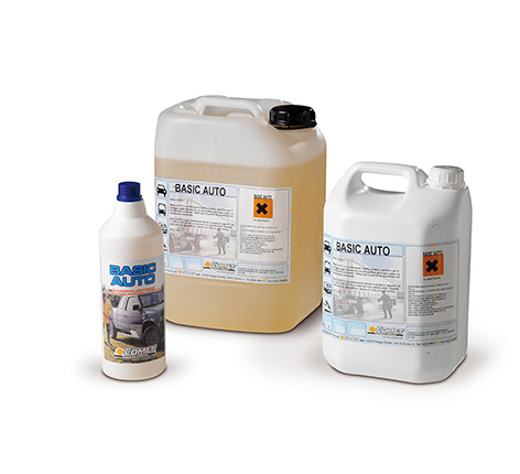 BASIC AUTO DETERGENT Comet Cleaning Accessories