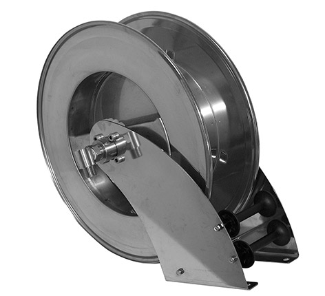 HOSE REEL - TYPE 5 Comet Cleaning Accessories