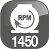 rpm 1450