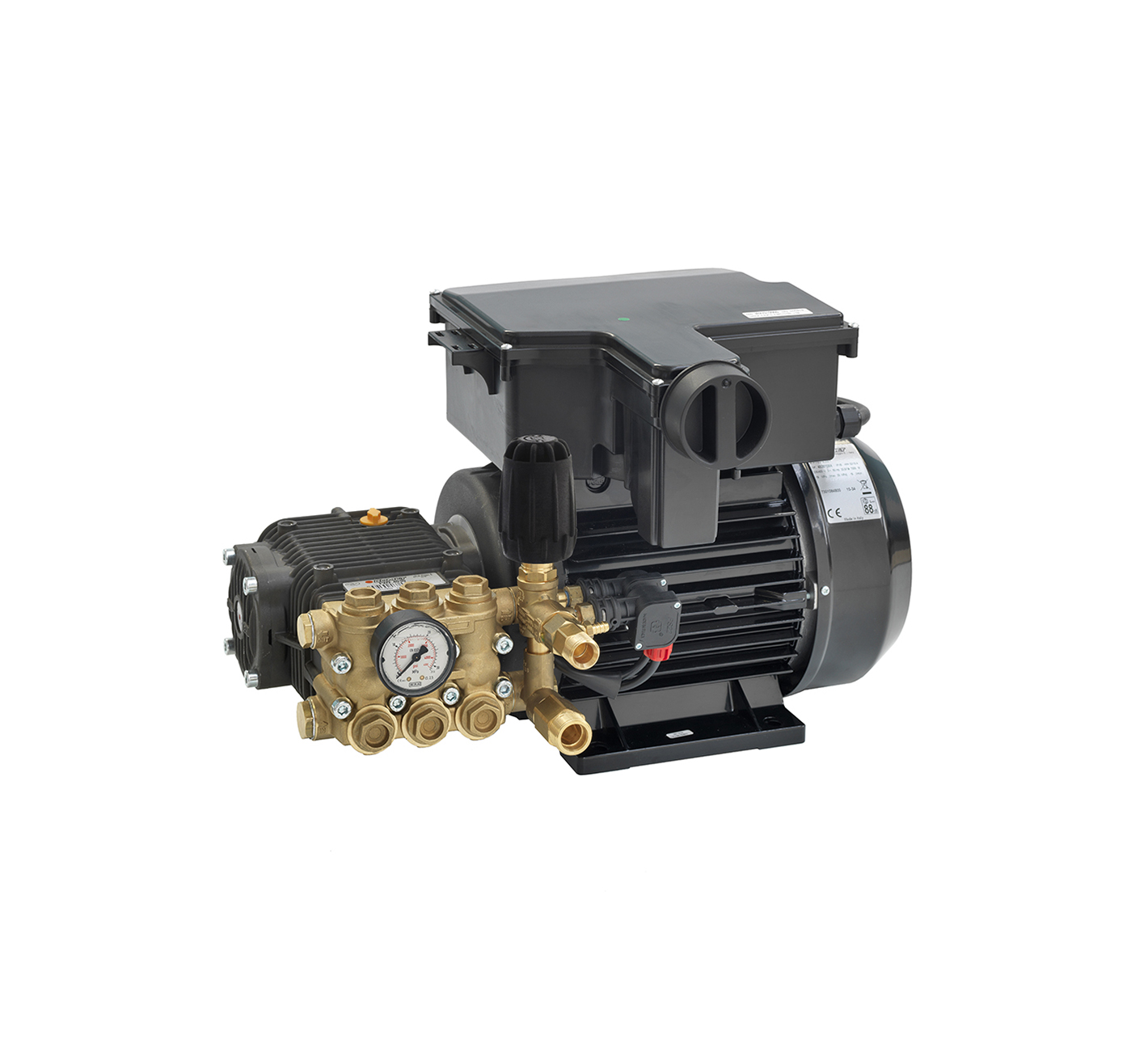 MTP FW2 Comet Industrial Pumps