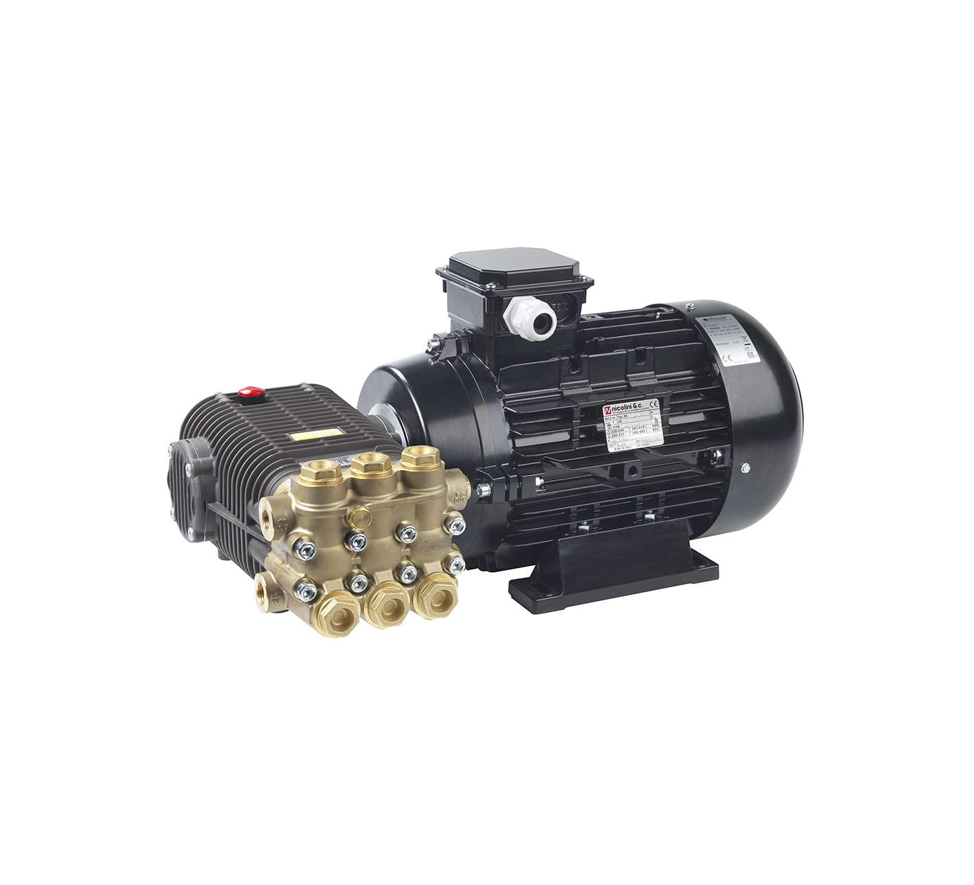 MTP TW Comet Industrial Pumps