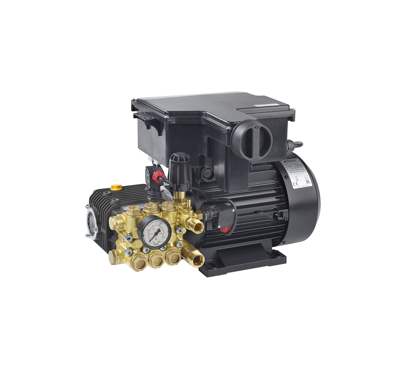 MTP ZW-K Comet Industrial Pumps