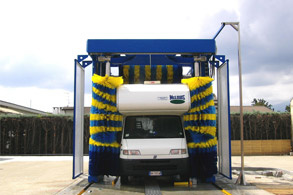 Car Wash System Application Comet