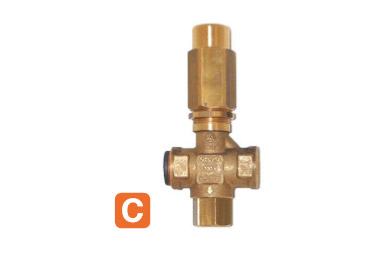RELIEF VALVES VERSION C COMET